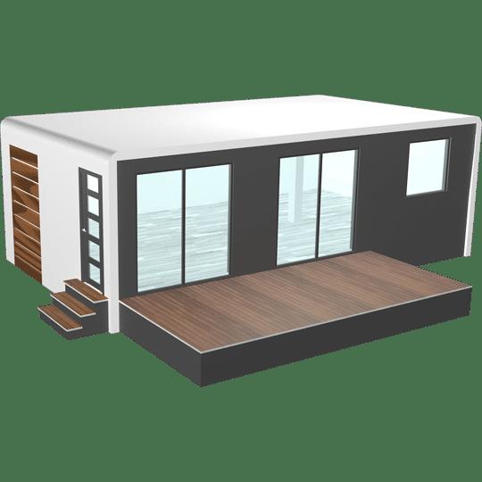 batiment modulaire solhab appartement