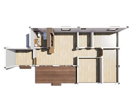 batiments modulaires solhab famille 80