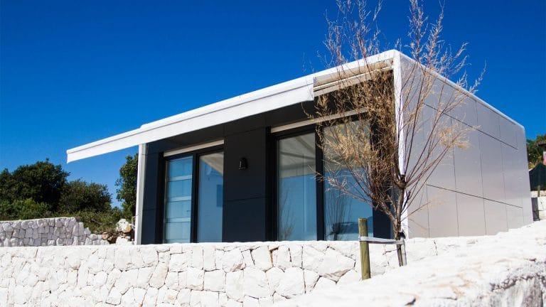 constructeur maison modulaire projet camp MG Solutions Habitat