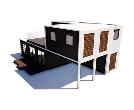 constructeur maison modulaire solha famille 125