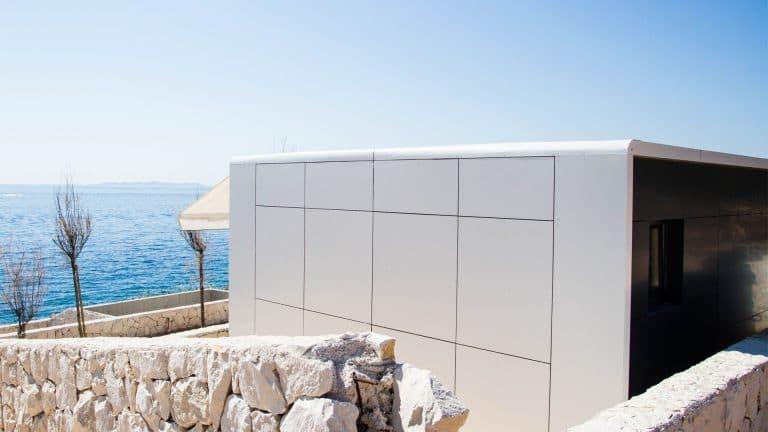 construction modulaire habitation projet camp MG Solutions Habitat