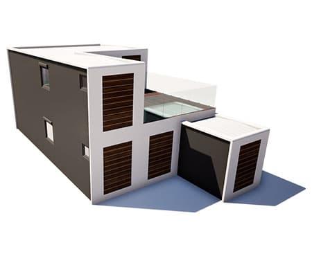 construction modulaire maison solhab famille 125