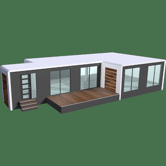 habitat modulaire solhab famille 80