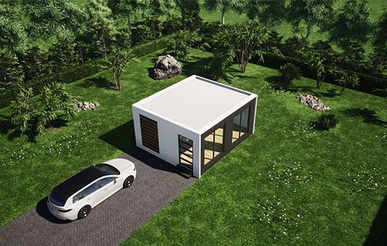 maison évolutive solhab30