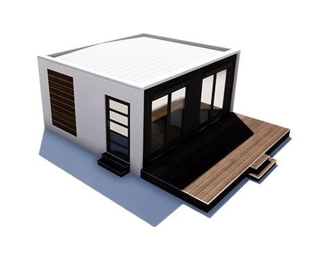 maison bloc modulaire solhab camp