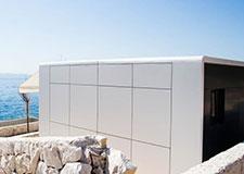 maison bloc modulaire