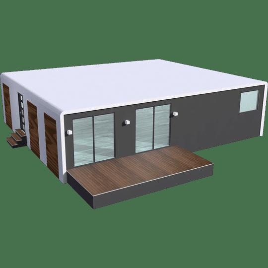 maison modulable solhab famille 120