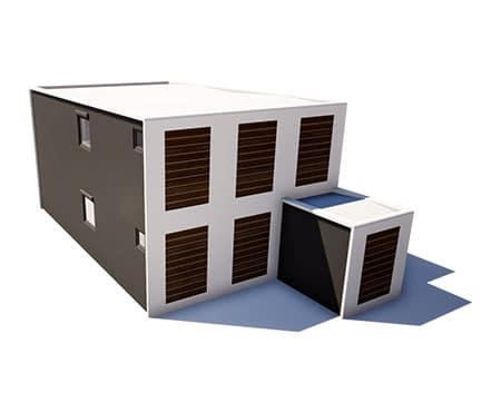 maison modulable solhab famille 155