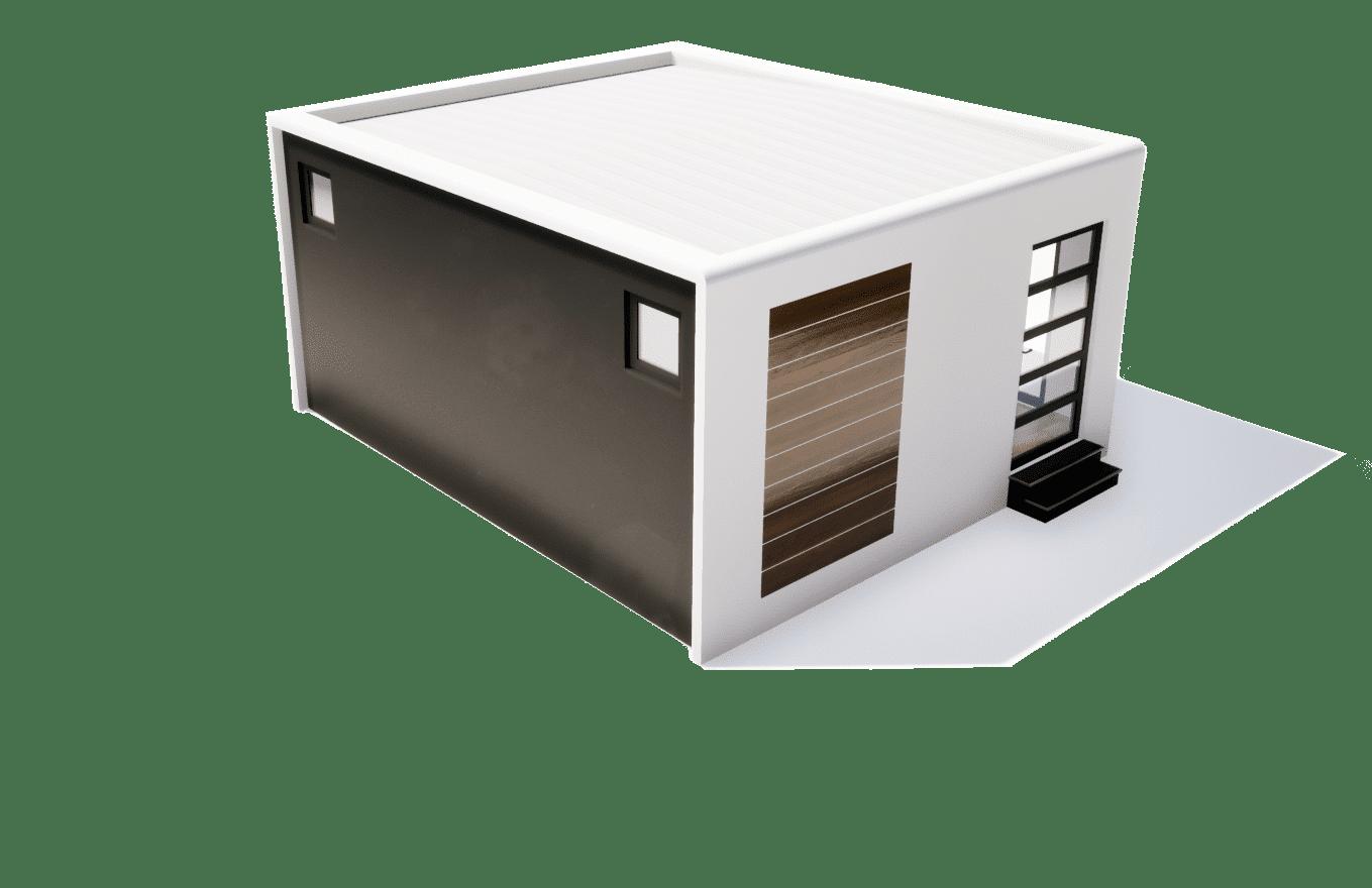 maison modulable solhab30