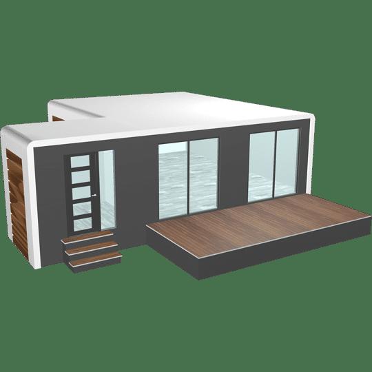 maison modulable solhab50