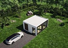 maison modulaire écologique