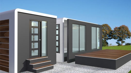 maison modulaire MG Solutions habitat