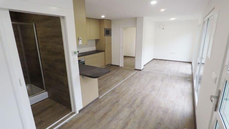 maison modulaire clé en main projet appartement MG Solutions Habitat