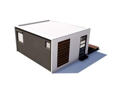 maison modulaire en kit solhab camp