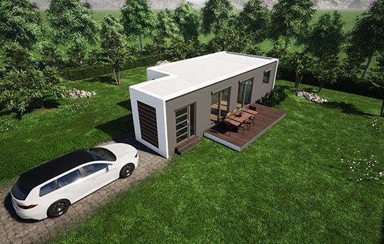 maison modulaire en kit solhab famille 50