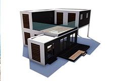 maison modulaire en kit