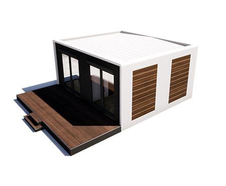 maison modulaire evolutive solhab camp