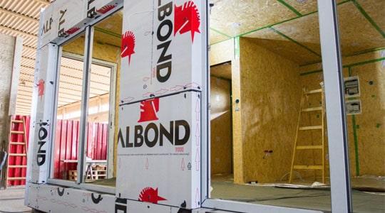 maison modulaire préfabriquée MG Solutions habitat