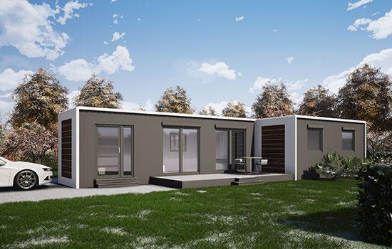 maison modulaire préfabriquée solhab famille 80