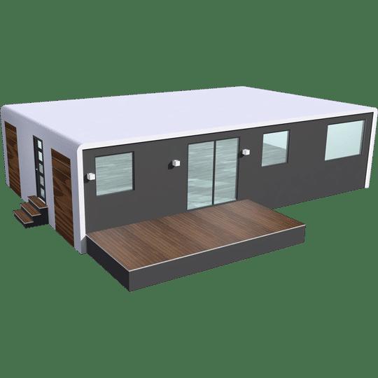 maison modulaire solhab famille 90