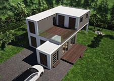 maison modulaire tarif