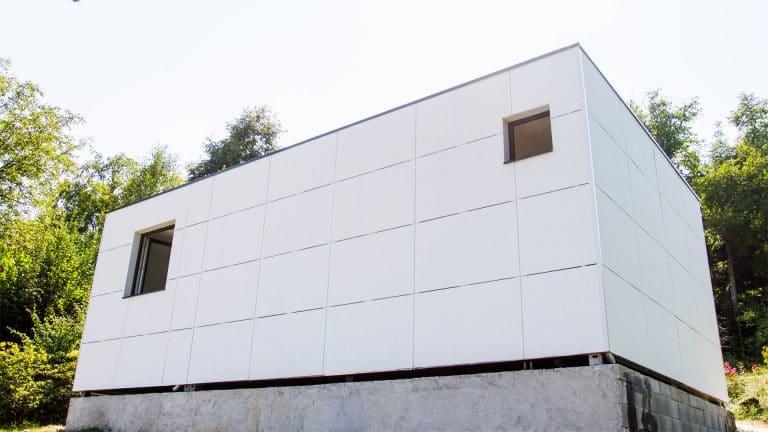 maison modulaire transportable projet appartement2 MG Solutions Habitat