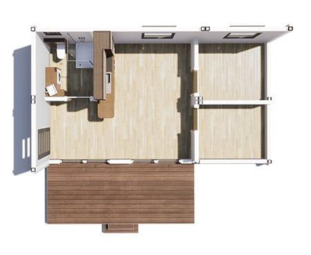 maison module solhab appartement
