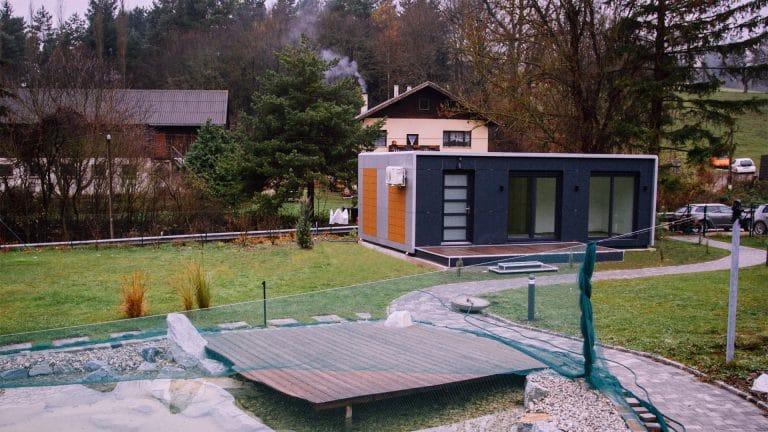 maison préfabriquée projet appartement MG Solutions Habitat