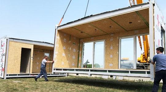 maison transportable MG solutions habitat