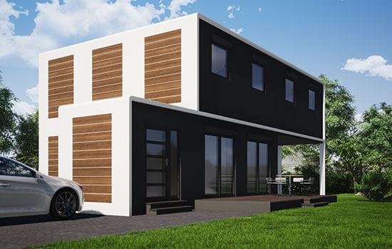 module extension maison solhab famille 155