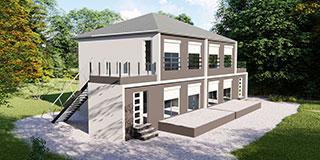 module extension maison