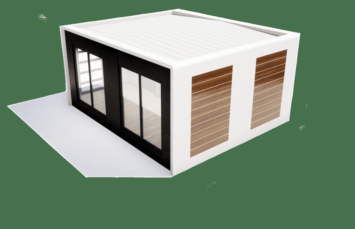 module maison préfabriquée solhab30