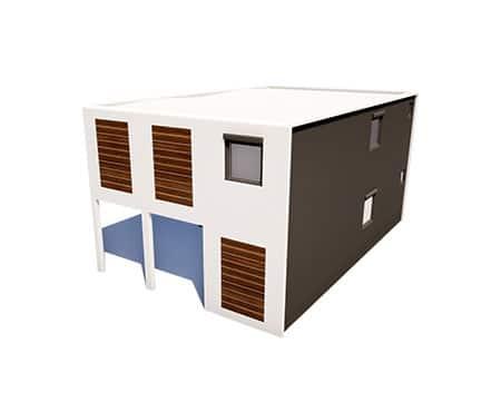 prix construction modulaire solhab famille 155