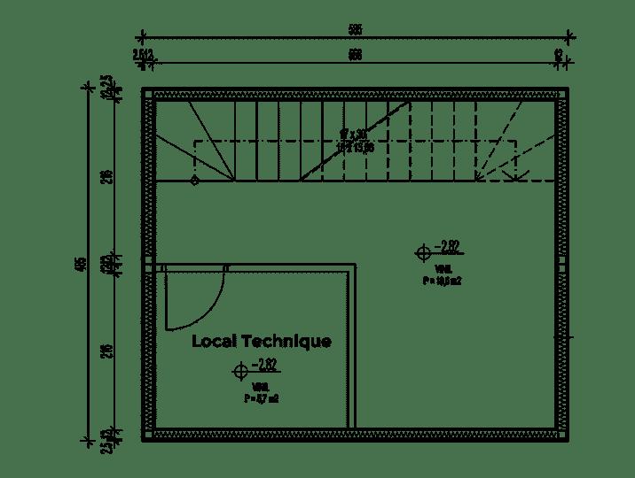 trex-podrum-plan