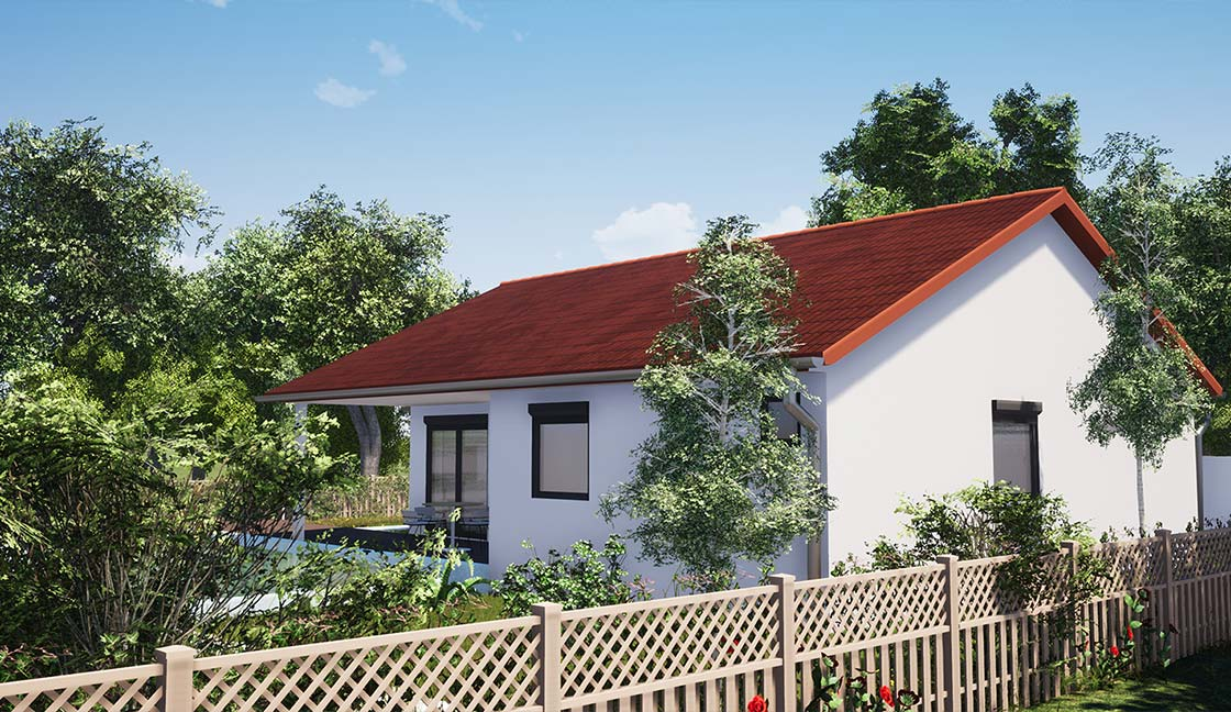 wooden modular house price solhab family 125